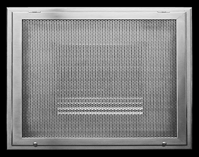Sshfg Perf Hinged Perforated Filter Grille A J