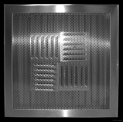 Ssperf S Stainless Steel Perforated Supply Grille A J