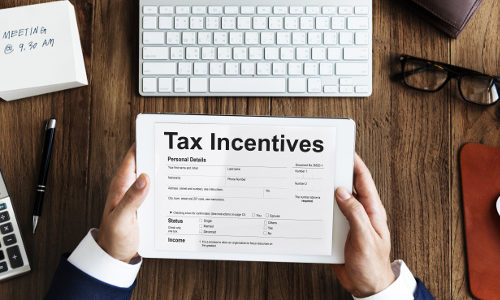 Tax Incentives Image