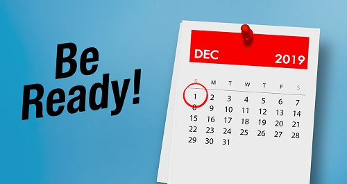 Dec 1 Compliance Deadline
