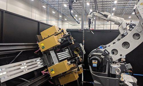 Robotic Welding Capabilities