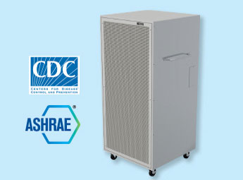 Experts agree: Portable HEPA Filtration Units Can Help Protect Against COVID-19
