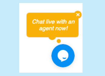chat with us live on our web site